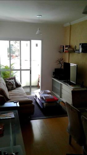 Imagem 1 de 7 de Apartamento - Ap17905 - 69878457