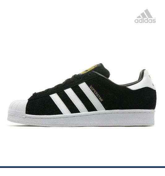 Zapatillas adidas Superstar Gamuza Originales Unisex