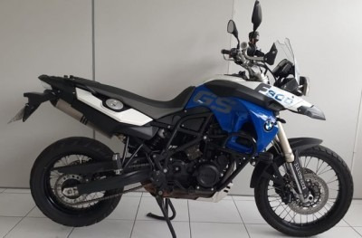 Motocicleta Bmw F 800 Gs Trophy