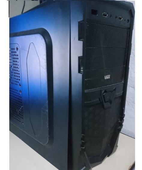 Desktop Core 2 Duo 2.80 Ghz 4gb Ram 500gb Hd Win 10 Completo