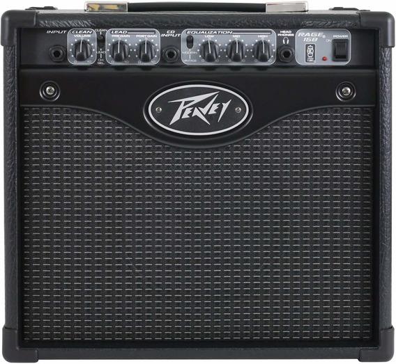 Amplificador Combo Peavey Rage 158