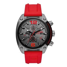 Relógio Stand Out Overflow Dz4481/8rn - Diesel