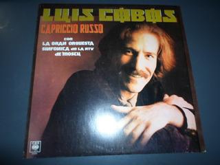 Luis Cobos - Capriccio Ruso * Lp