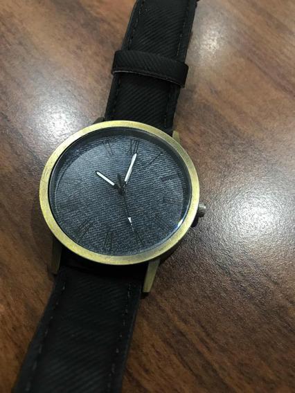 Relógio Unissex - Jeans