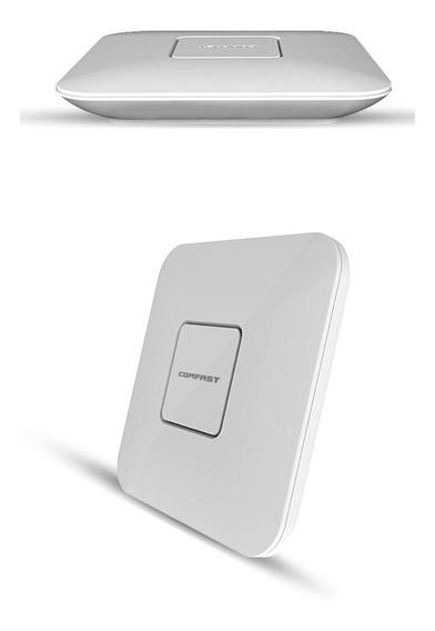 Ponto De Acesso Wireless 1750mbps 2.4 5ghz Comfast Cf-e380ac