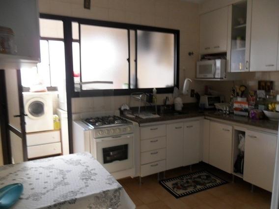 Apartamento Em Bairro Santo Antonio, São Caetano Do Sul/sp De 120m² 3 Quartos À Venda Por R$ 553.000,00 - Ap295899