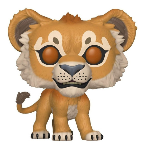 Figura Muñeco Funko Pop The Lion King Simba 547
