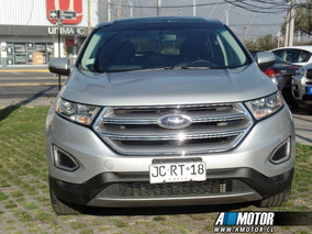 Ford Edge Sel 3.5 At Awd Tope Linea 2016