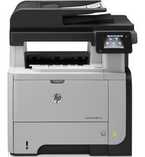 Impresora Laser Multifuncion Hp M521dn Escaner Duplex Fax
