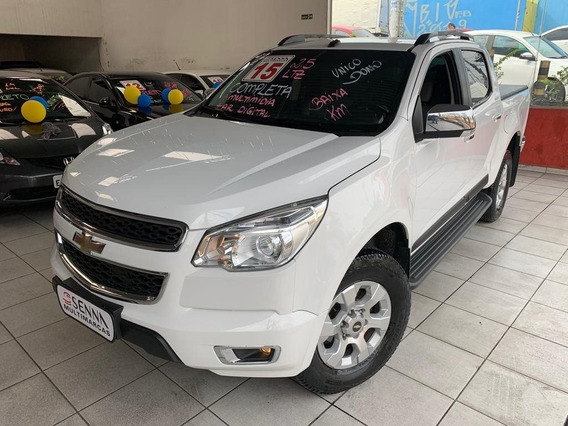 Chevrolet S10 2.5 Ltz 4x2 Cd 16v Flex 4p Manual