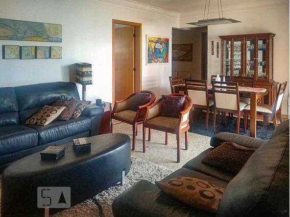 Apartamento Para Aluguel - Jardim Anália Franco, 3 Quartos, 120 - 893043544