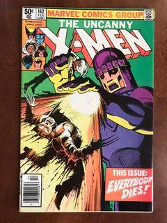 The Unncanny X-men #142, Cómic En Inglés