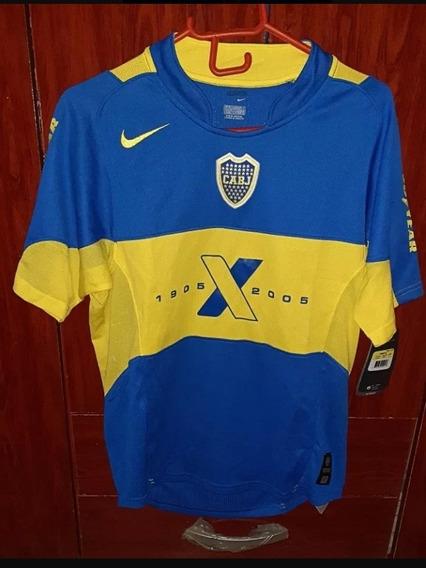 Oferta Camiseta Boca Juniors Nueva Original Xentenario 2005