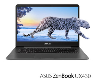 Notebook Asus Nueva Zenbook 2019 Gamer Intel Core I7 8va Quad Core Ssd 512gb 16gb 14