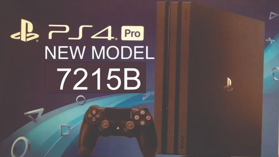 Ps4 Playstation 4 Pro 7215b 1 Tb - Pode Retirar - Mod Novo