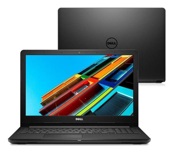 Notebook Dell Core I3-7020u 4gb 1tb Tela 15.6