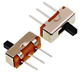 5x Interruptor Ss-12d00 Spdt (5peças)