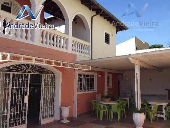 Casa Comercial À Venda, Nova Campinas, Campinas - Ca0004. - Ca0004