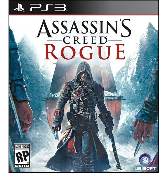 Assassins Creed Rogue - Ps3 Psn Mídia Digital