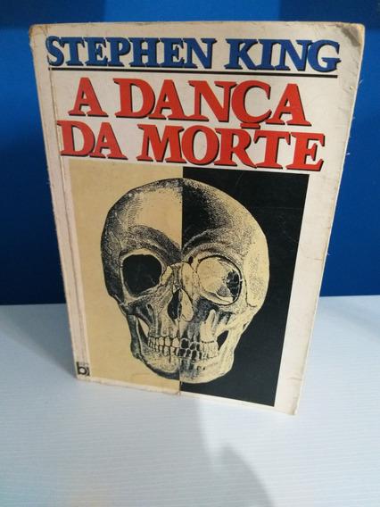 A Dança Da Morte Stephen King Edição Rara Bertrand Brasil