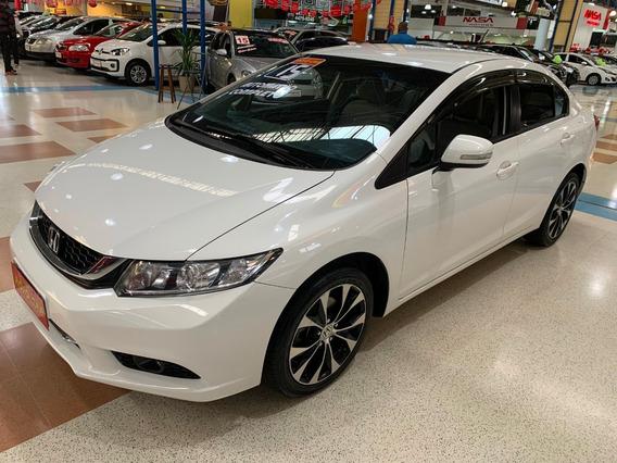 Honda Civic 2.0 Lxr Flex Automatico