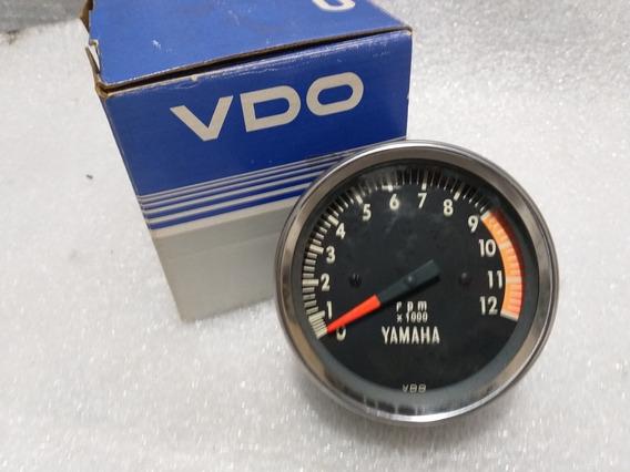 Tacometro Conta Giro Rx 125 Tt 125 Rx180 Original Yamaha Vdo
