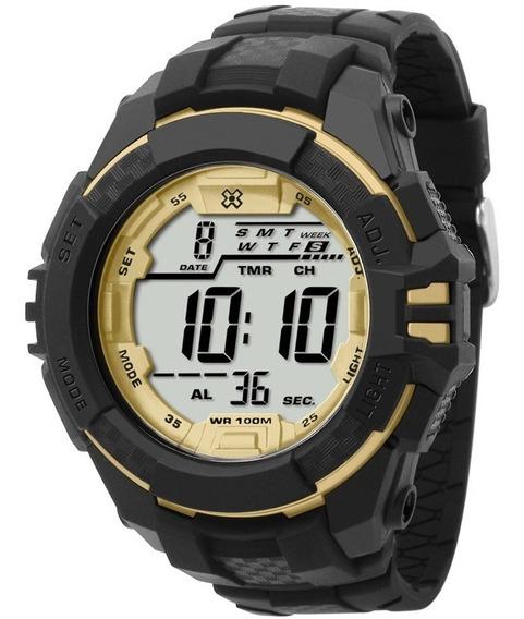 Relógio X-games Masculino Xmppd334 Bxpx C/ Garantia E Nf