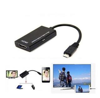 Adaptador Micro Usb Hdmi Mhl 1080p