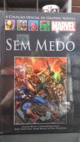 Graphic Novel 76 Sem Medo Salvat