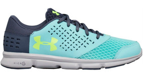 Tenis Atleticos Micro G Rave Niña Under Armour Ua2760
