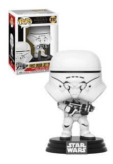 Funko Pop! Star Wars: The Rise Of Skywalker - First Order Je