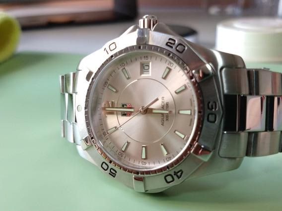 Relógio Tag Heuer Aquaracer 300m Waf1112 Original