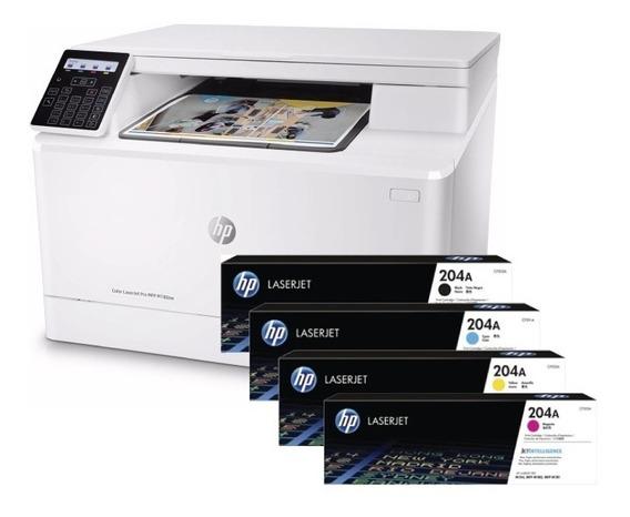 Impressora Multifuncional Hp M180nw Color **nova Na Caixa**