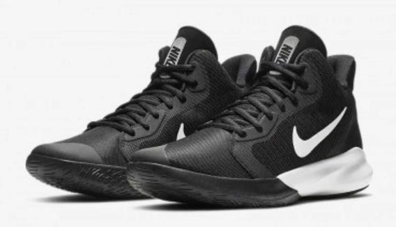 Tenis Nike Air Precision Basketball/ Nba