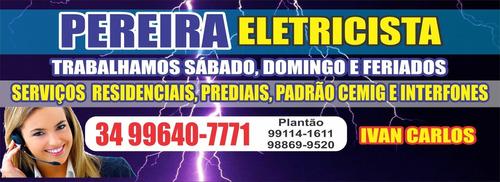 Imagem 1 de 5 de Eletricista Predial Residencial E Comercial