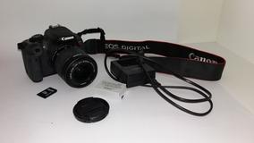Câmera Canon T5i (novinha) + Lente 18-55mm + Cartão 32gb