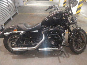 Moto Harley Davidson Xl 883r - 2011