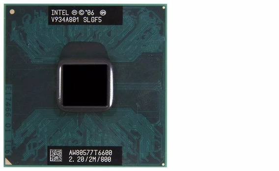 Processador Intel T6600 2.20 Ghz