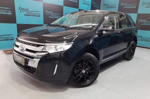 Ford Edge Limited 3.5 V6 24v Fwd Aut. - Preto - 2013