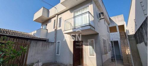 Imagem 1 de 17 de Casa Duplex Independente, Com 2 Suítes No Chácara Mariléa, Rio Das Ostras/rj - Ca0334