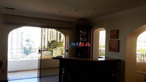Imagem 1 de 30 de Apartamento Para Venda Ou Locação Em Localização Nobre De Perdizes. Com 300,00 M²de Au, Com 4 Suítes E 4 Vagas - Ap1528