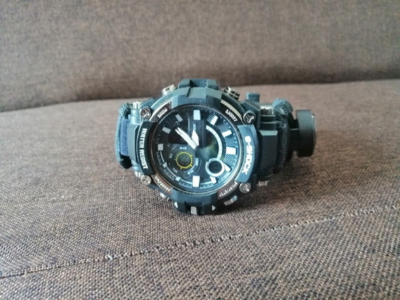 Relog De Supervivencia G-shock