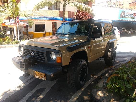 Nissan Frontier Patrol Diesel 1996