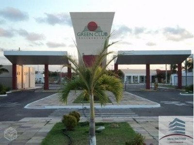 Lote De Esquina Com 740m²no Green Club 3