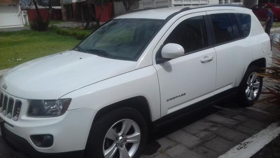 Jeep Compass Latitud 2014 Con Camara De Reversa