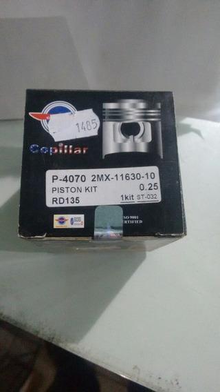 Kit Pistão Rd 135 0.25 Copillar