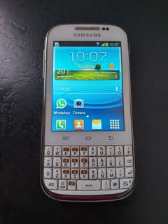 Samsung Chat Para Repuesto