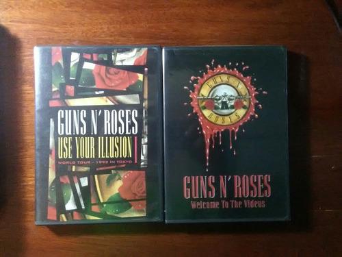 Guns N Roses Dvds