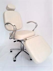 Cadeira Hidraulica Para Maquiagem Pigmentação