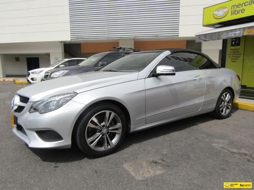 Mercedes-benz Clase E 2.0 Cabriolet